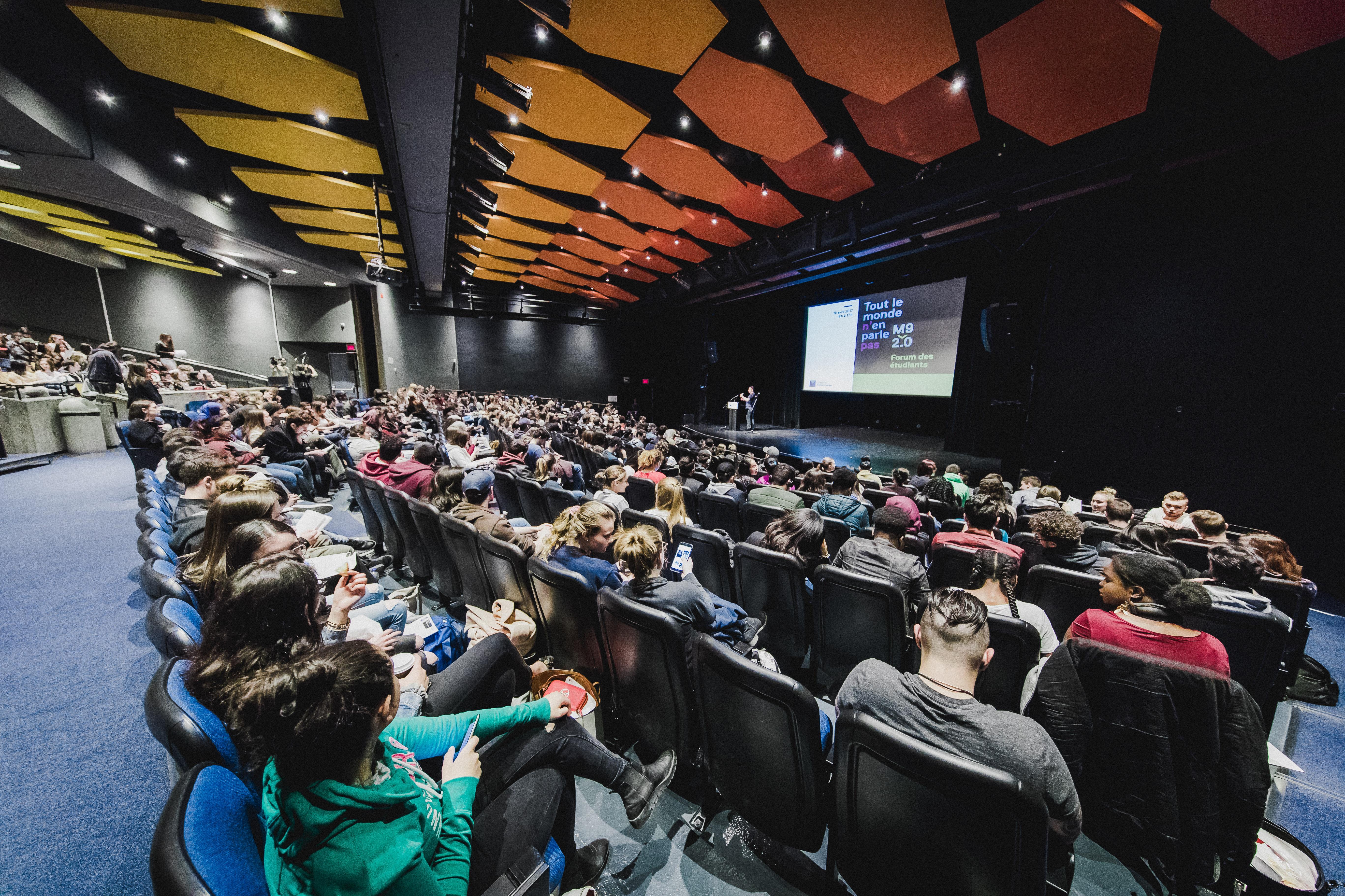Salle Sylvain Lelievre Salle De Spectacle En Location A Montreal